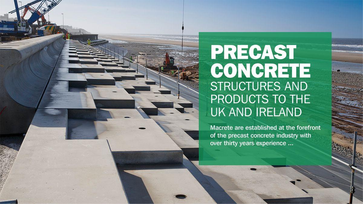 Precast Concrete Manufacturers and Engineers | Macrete in