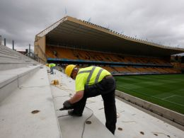 Wolves - Stan Cullis Stand