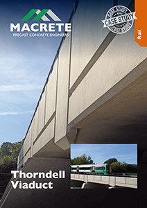 Thorndell Viaduct Reconstruction