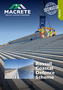 Rossall Sea Defence